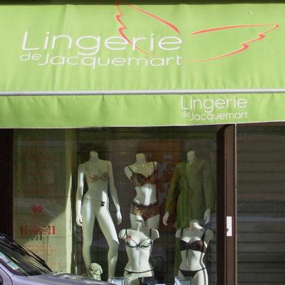 Lingerie de Jacquemart