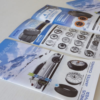 Flyer hiver