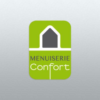 Logo Menuiserie Confort